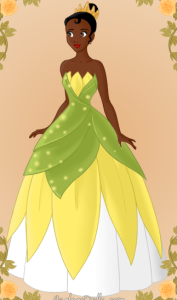 tiana_from_princess_and_the_frog_2009_by_princessahagen-d5dk5ih